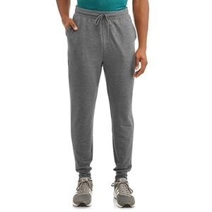 Athletic Works | Gray DriWorks knit jogger pants